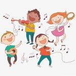 دانلود آهنگ شاد کودکانه برای مهدکودک دانلود ترانه های شاد کودکانه صوتی